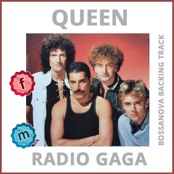 Radio Gaga Queen